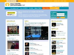 educ.theatre-contemporain.net